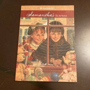 American Girl: Samantha's Surprise book